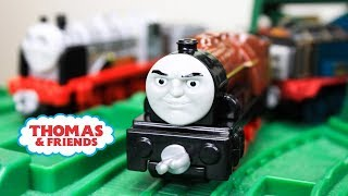 THOMAS AND FRIENDS THE GREAT RACE Adventures Hurricane| Accidents will Happen|Thomas Toy Trains
