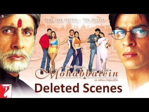 Xxx Mp4 Deleted Scenes Mohabbatein Amitabh Bachchan Shah Rukh Khan Aishwarya Rai 3gp Sex