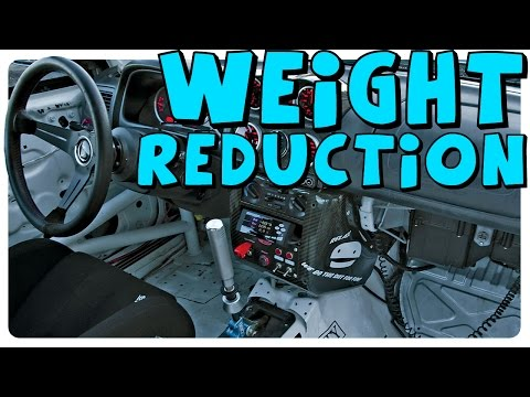 DIY | Weight Reduction | Semi Gutted '04 WRX