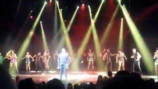 Musical The Bodyguard NL - Slotapplaus + finale met o.a. Romy Monteiro en Dave Mantel