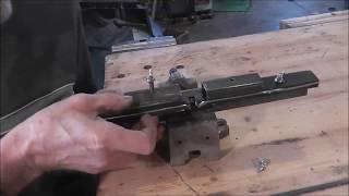 Jig to silver solder bandsaw blades together, Many IMPROVEMENTS