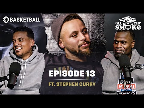 Steph Curry Ep 13 Warriors Dynasty Kevin Durant Golf Game ALL THE SMOKE Full Podcast