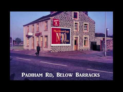 Old Colour Photos Of Burnley 1960 - 1970 HD