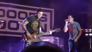 3 Doors Down - In the Dark LIVE Corpus Christi, Tx. 7/3/15