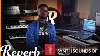 """Synth Sounds of """"Africa"""" by Toto 