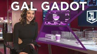 Gal Gadot talks Justice League, Wonder Woman & more!