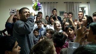Jo vetem mode - Noizy surprizon femijet e Zyber Hallullit! (5 prill 2014)