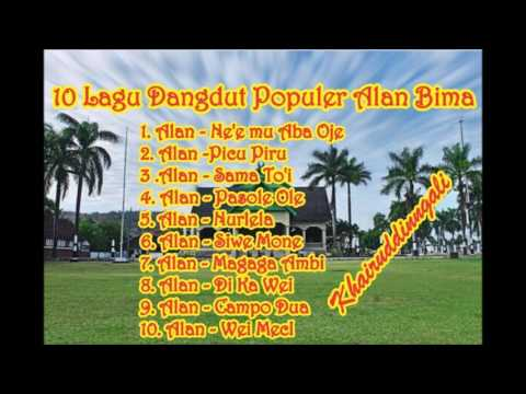 10 Lagu Dangdut Populer Alan Bima