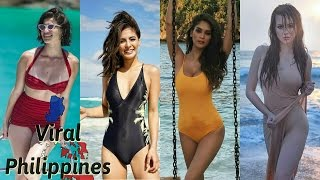 Who's the hottest? Pinay Celebrities in Bikini ( Summer 2017 )
