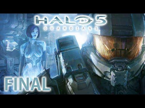 HALO 5 GUARDIANS - FINAL ÉPICO!!! [ Xbox One - Playthrough PT-BR ]