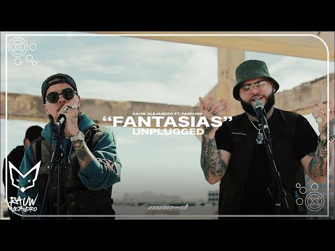 Rauw Alejandro ❌ Farruko Fantasías Unplugged