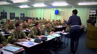 RAF Reserve Airmen Selection and Training Process