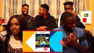 NAIBOI - 2 In 1 ( REACTION VIDEO ) || @thenaiboi  @Ubunifuspace