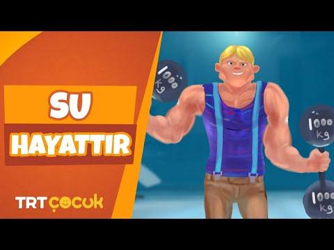TRT ÇOCUK / RAFADAN TAYFA  / SU HAYATTIR