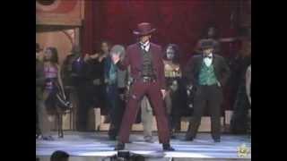 Will Smith Performs Wild Wild West Live