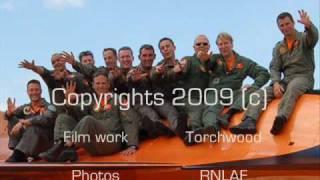 RNLAF F-16 demoteam 2009 Reformation show