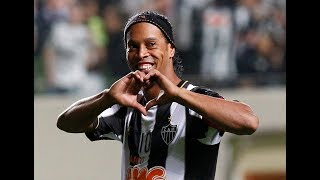 Brazil football legend Ronaldinho retires