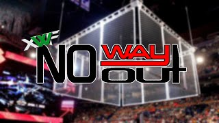 XWF No Way Out 2016 - Full Show PPV | WWE 2K16