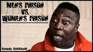 Patrice O'Neal on O&A - Men's Prison vs. Women's Prison