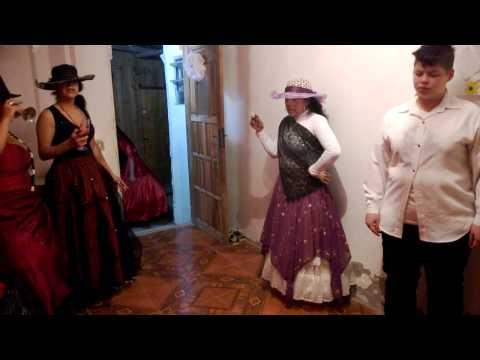 chegada de Maria Mulambo de Elso do Oxossi