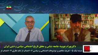 از گفت و گوی پوتین و پرزیدنت ترامپ تاسرنوشت و آینده ایران در پرسشی از دکتر بهرام چوبینه جامعه شناس