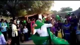 खाना खाने के बाद गुर्जर लेडिजो का सुपर हिट डांस    Gurjar Rasiya
