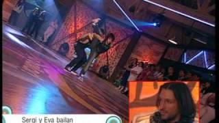 Sergi y Eva-Magic The Pussycat Dolls-¡Fama a Bailar!