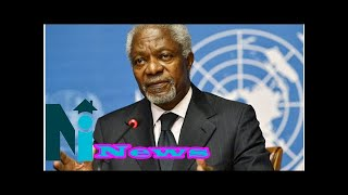 How Kofi Annan died – Wife reveals