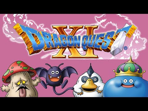 Dragon Quest XI dunkview