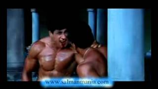 Action Scene of Salman Khan Two Muscles Man Fights   Video