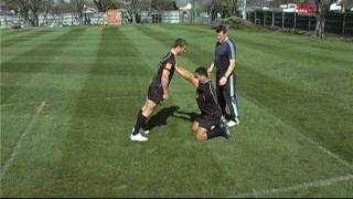 R80 Rugby Coaching: Developing Core Strength for the Scrum