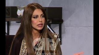 حنان جابر تكشف عن سبب خلافها مع بنات خالتها على الهواء