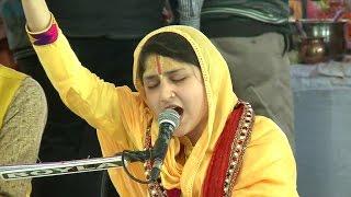 Madhvi Sharma ji bhajan || Shyam Piya Meri Rang De Chunariya || Khatu Shyam Kirtan || Bhajan Simran