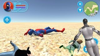 ► Strange Hero Future Battle #21 - Flying Superhero Spiderman Rampage Android Gameplay