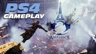 Assassin's Creed Unity Gameplay (PS4)
