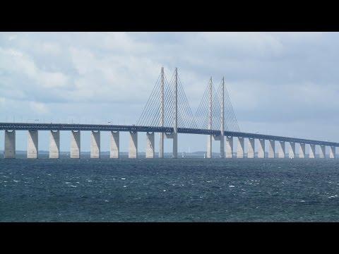 Denmark & Sweden: E20 Øresund Bridge