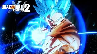 Dragon Ball Xenoverse 2 All Cutscenes (Game Movie) FULL MOVIE 60FPS 1080p HD