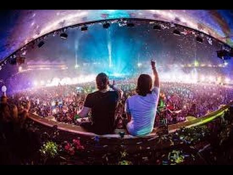 Dimitri Vegas & Like Mike - Tomorrowland 2016