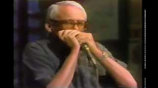 Toots Thielemans Performs Leave A Tender Moment Alone