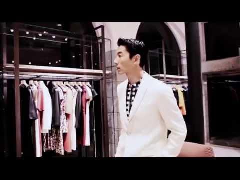 張亮 Zhang Liang X BV X MEN's UNO China Fashion Film March 2014