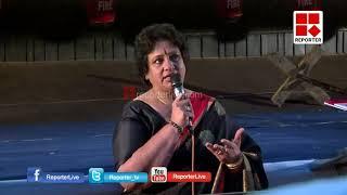 ഐ.വി ശശിയുടെ ഓർമ്മകളിൽ വിതുമ്പി ഭാര്യ സീമ_Reporter Live
