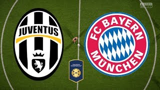 International Champions Cup 2018 - Juventus Vs Bayern Munich - 26/07/18 - FIFA 18