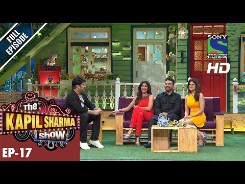 The Kapil Sharma Show दी कपिल शर्मा शो–Shilpa Shamita in Kapil's Mohalla 18 June 2016