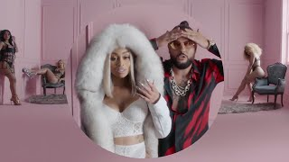 Blac Chyna Rocks Lingerie and Fur for a Sexy Cameo in Rapper Belly's NSFW Music Video