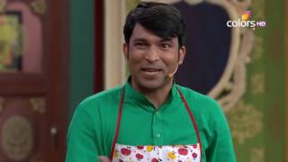 Comedy Nights With Kapil - Madhuri aur Huma ka Dedh Ishqiya - 11th January 2014 - Full Episode (HD)