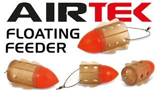 Trabucco TV - Recensione AIRTEK Floating Feeder