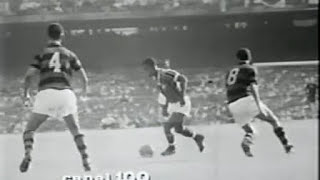 Flamengo x Fluminense - Campeonato Carioca 1963