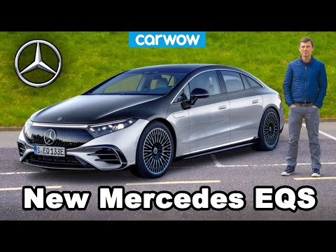 New Mercedes EQS REVIEW & tested 0 60mph is it as quick as a Tesla