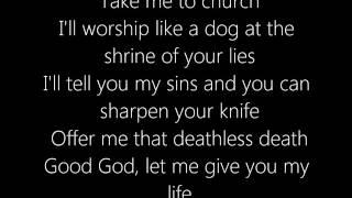 Hozier   Take Me To Church Lyric Video