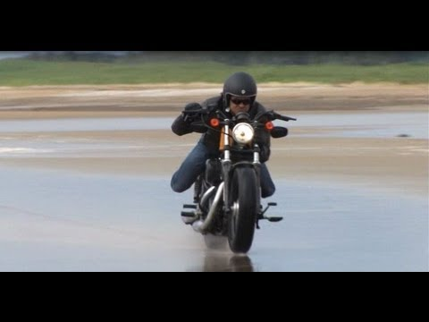 Trash Trip en Harley Davidson vidéo officielle Moto Journal